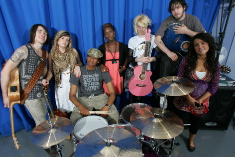 Image:E4 school of performing arts band.jpg