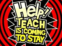 Image:Help teach is coming to stay logo.jpg