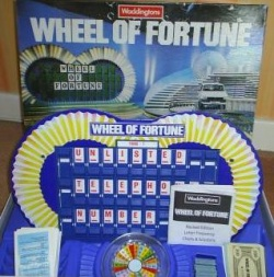 Wheel Of Fortune Us Game Show Wikipedia The Free | Party ...